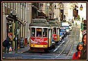 Centro antigüo, Lisboa, Portugal