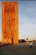 Explanada de Las Mesquitas, Rabat, Marruecos