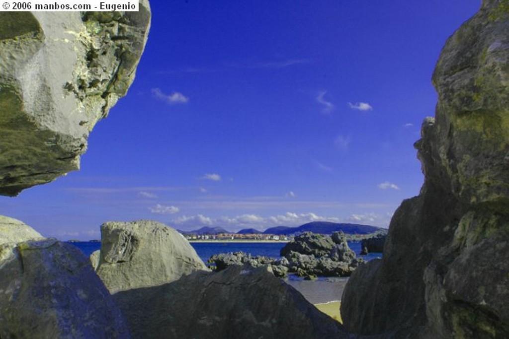 Noja Playa de Ris Cantabria