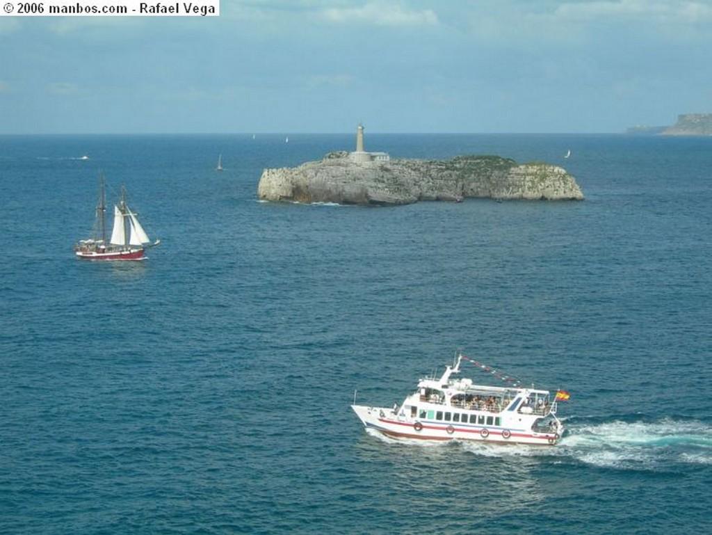 Isla de Mouro Recuerdos... Cantabria