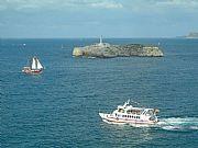 Santander, Isla de Mouro, España