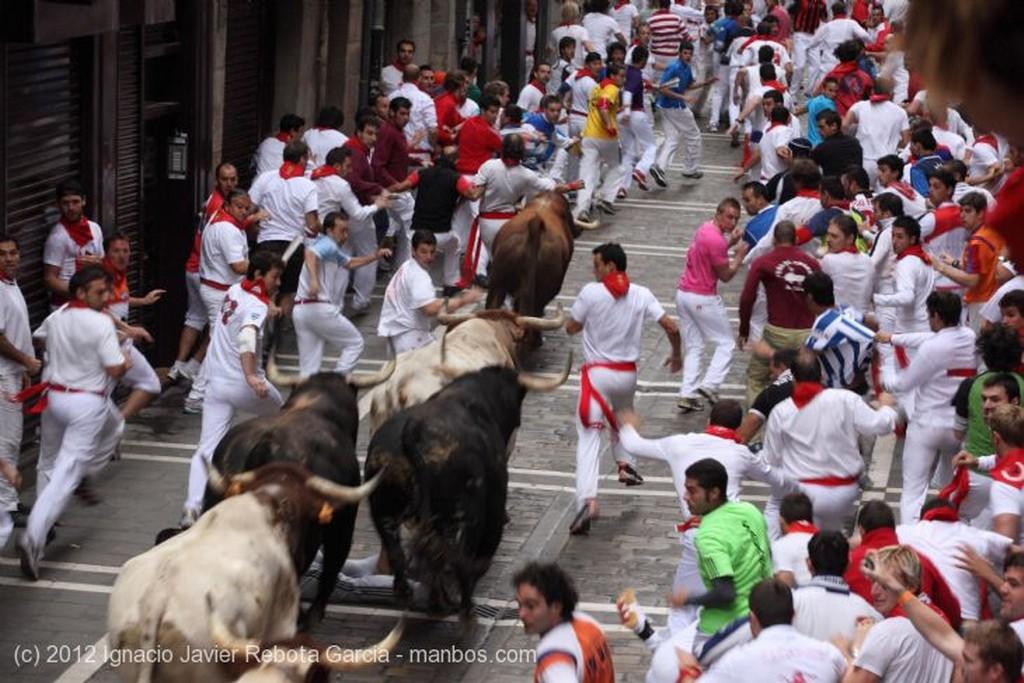 Pamplona La manada Navarra