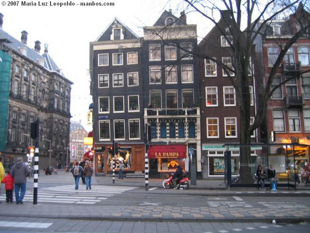 Amsterdam Amsterdam, sus canales y las bicicletas Amsterdam