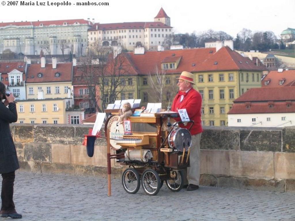 Praga Reloj Astronómico Praga