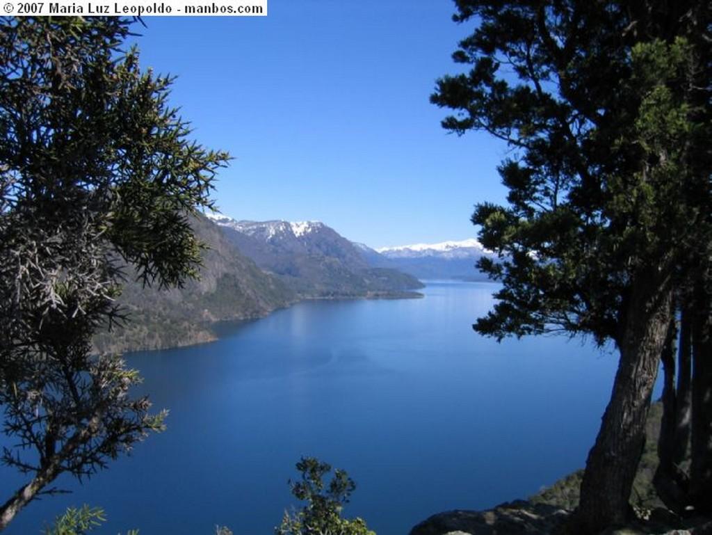San Martin de los Andes Lago Lacar Neuquen
