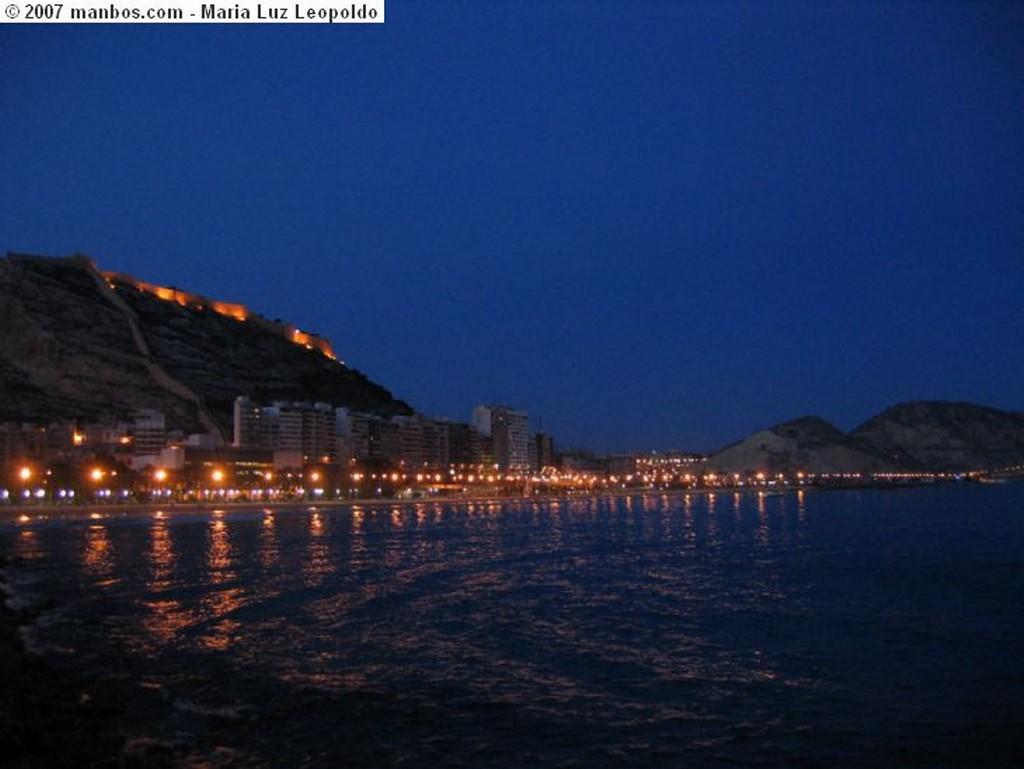 Alicante Amanecer en el Mediterraneo Alicante