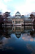 Camera E-1              Palacio de Cristal Felix Fernandez Bravo Gallery MADRID Photo: 21264