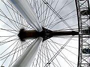 Camara Olympus E-300 london eye Félix Fernández Bravo LONDRES Foto: 8762