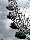 Camera Olympus E-300 london eye Felix Fernandez Bravo Gallery LONDON Photo: 8763