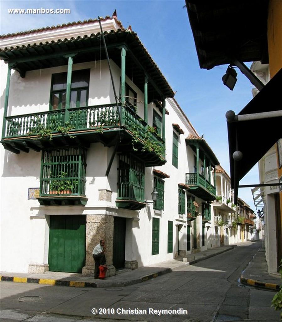 Cartagena  Vista Panoramica de Cartagena  Bolivar
