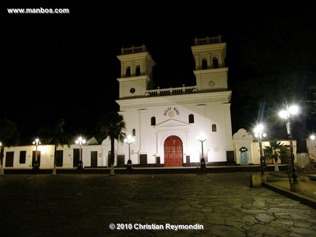 Cartagena  Cupula de Iglesia de San Pedro Claver  Bolivar