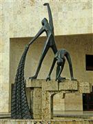 Escultura de Centro de Convenciones , Cartagena , Colombia