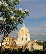 Iglesia de San Pedro Claver , Cartagena , Colombia
