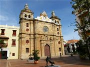 Iglesia San Pedro Claver , Cartagena , Colombia