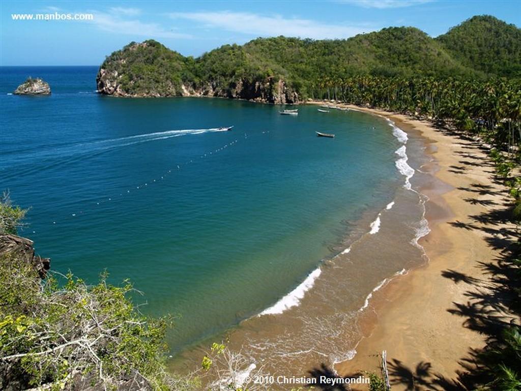 El Gran Roque  Cayo de Agua en Los Roques  Dependencia Federal