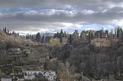 Camara Nikon D50 La Alhambra y Sierra Nevada Roberto Ouro Villaraviz GRANADA Foto: 18839
