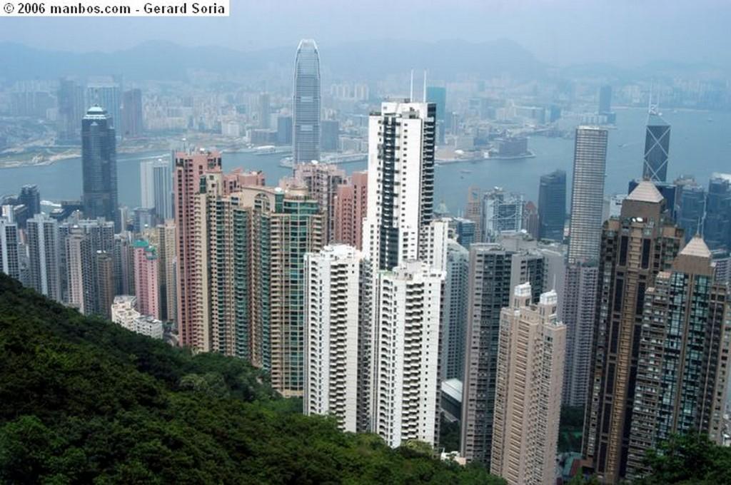 Hong Kong Piso en HK Hong Kong