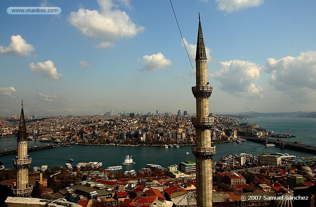 Estambul Bares del puente Gálata Estambul