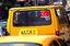 Estambul Un taksi y un Dolmus (taksi colectivo) en la Avenida Bagdat Estambul