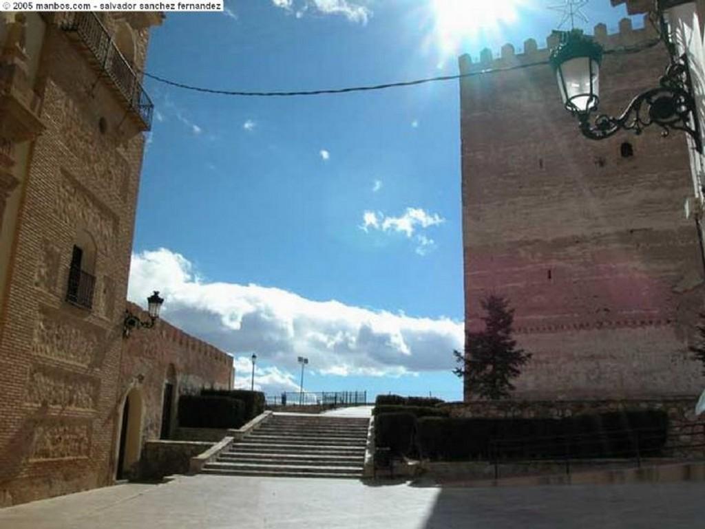 Aledo Plaza del Castillo Murcia