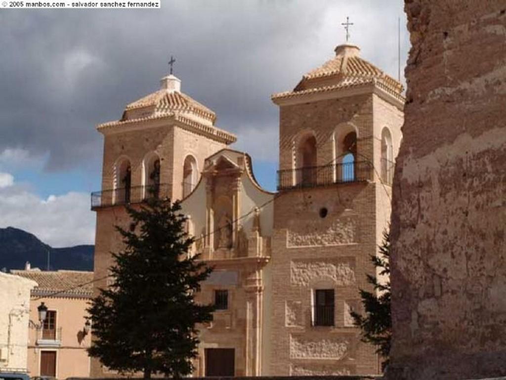 Aledo LA PICOTA Y TORRE DE CALAHORRA Murcia