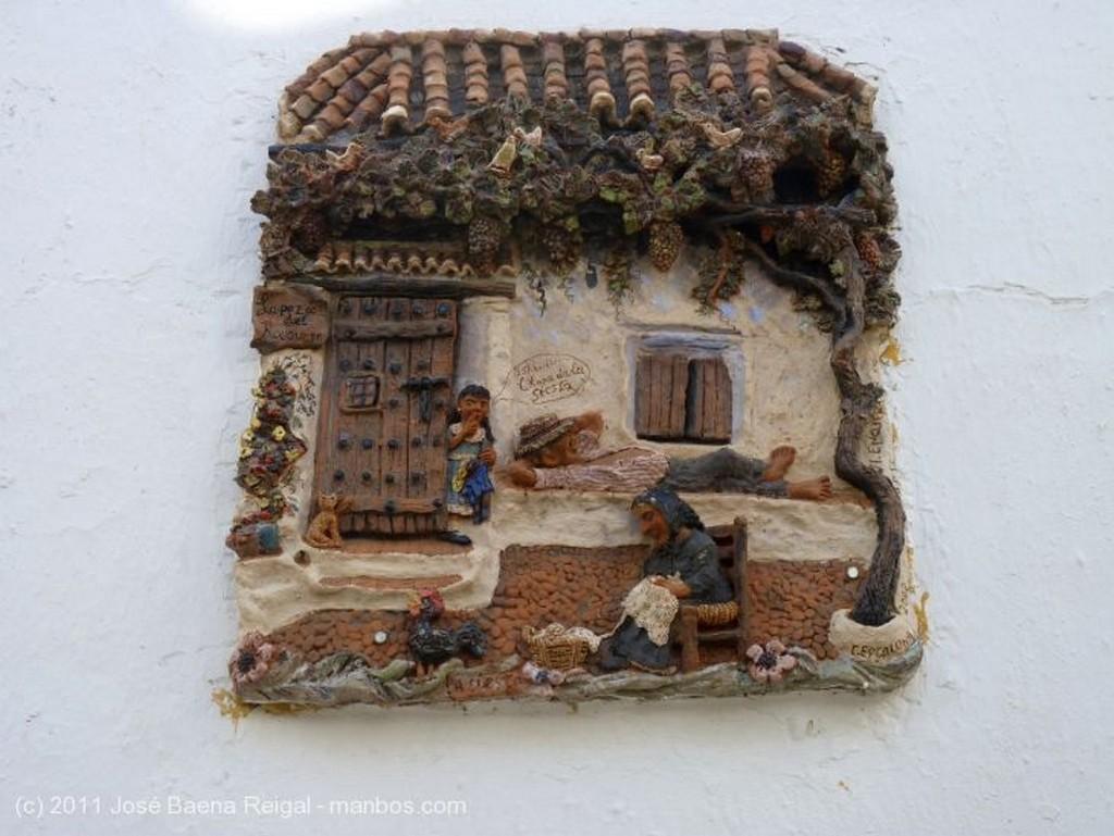 Valle del Genal Un ricon cualquiera Malaga