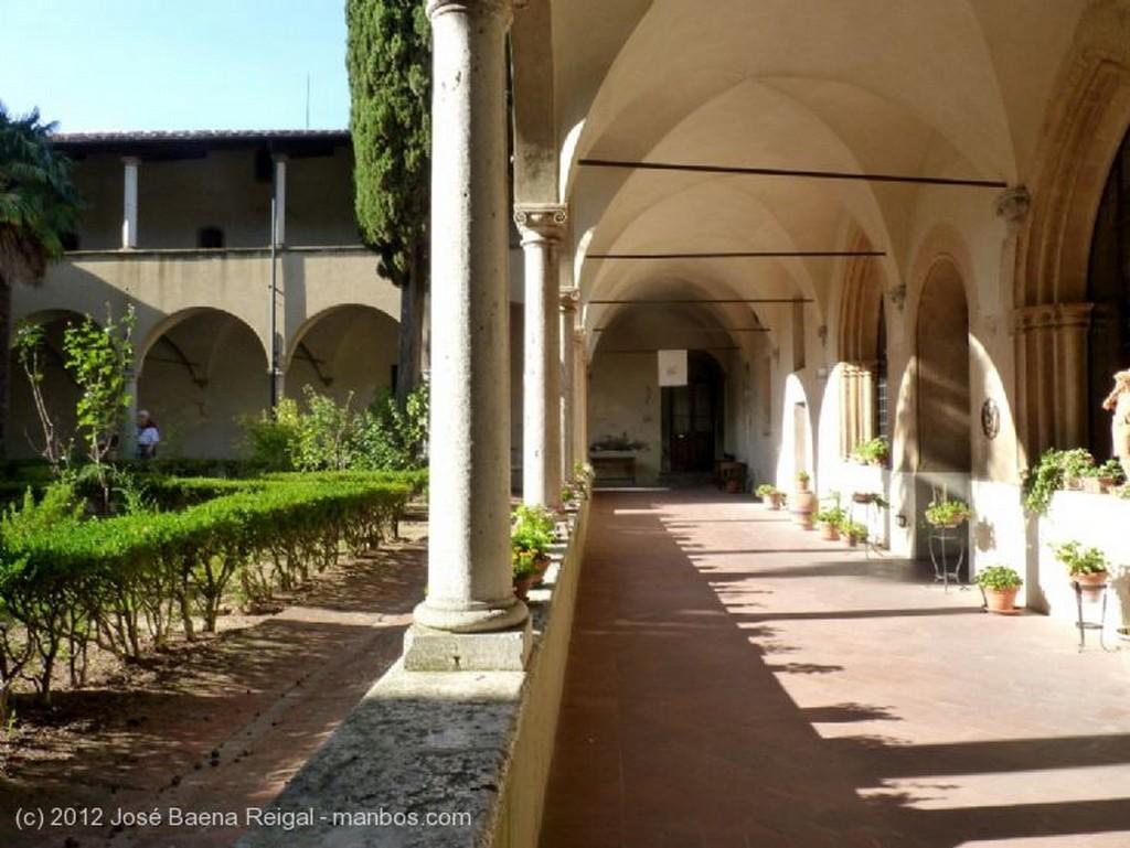 San Gimignano Iglesia de San Agostino Siena