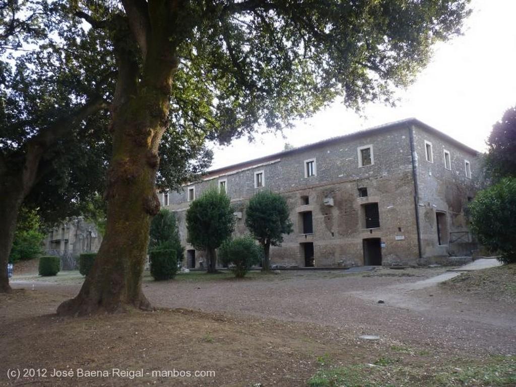 Villa Adriana Grandes Termas Roma