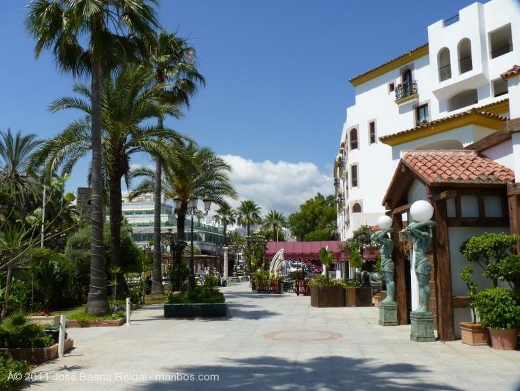 Marbella Playas del Duque Malaga