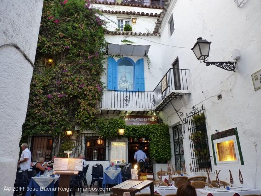 Marbella Callejas inolvidables Malaga