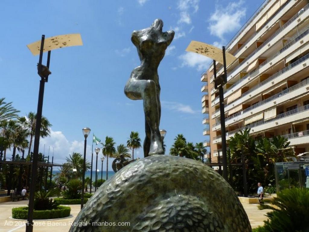 Marbella Perspectiva arquitectonica Malaga