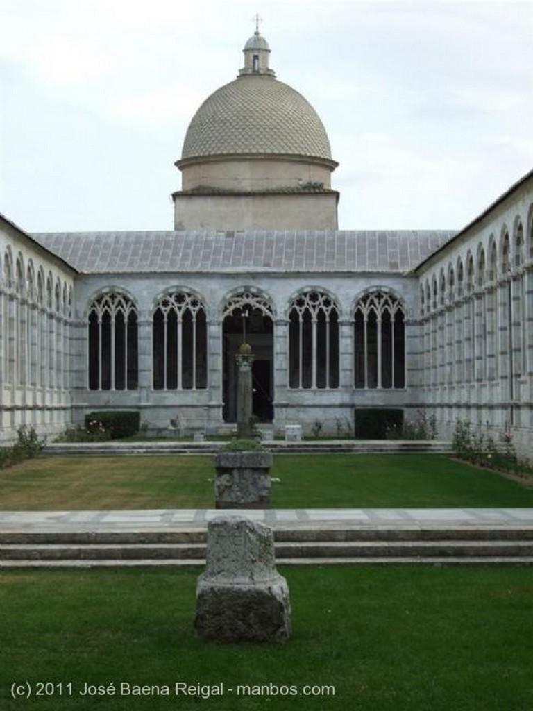 Pisa Cadena de los presos genoveses Toscana