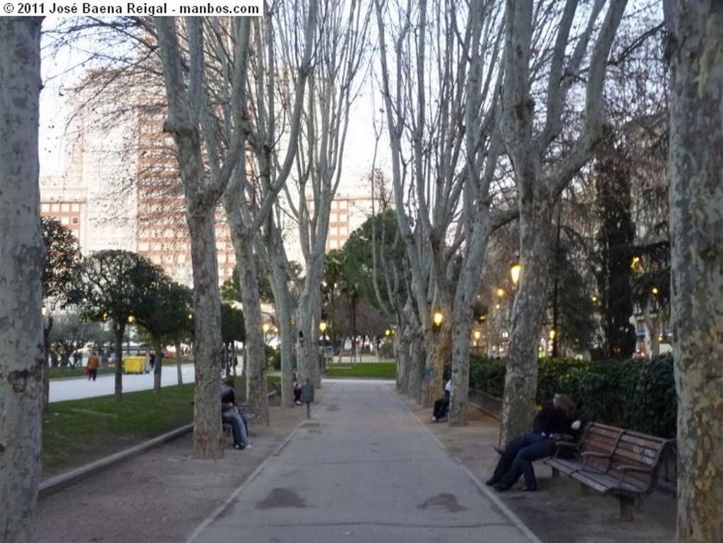 Madrid Plaza de España Madrid