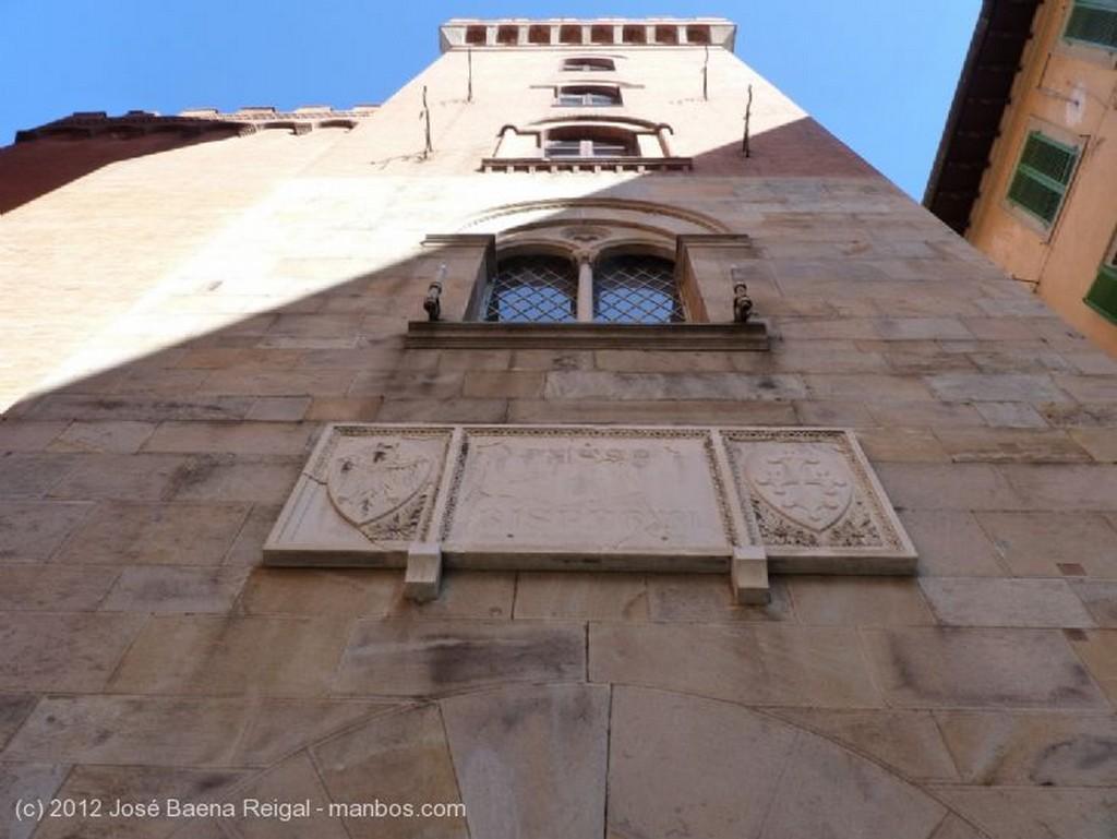 Pisa Urbanismo medieval Toscana