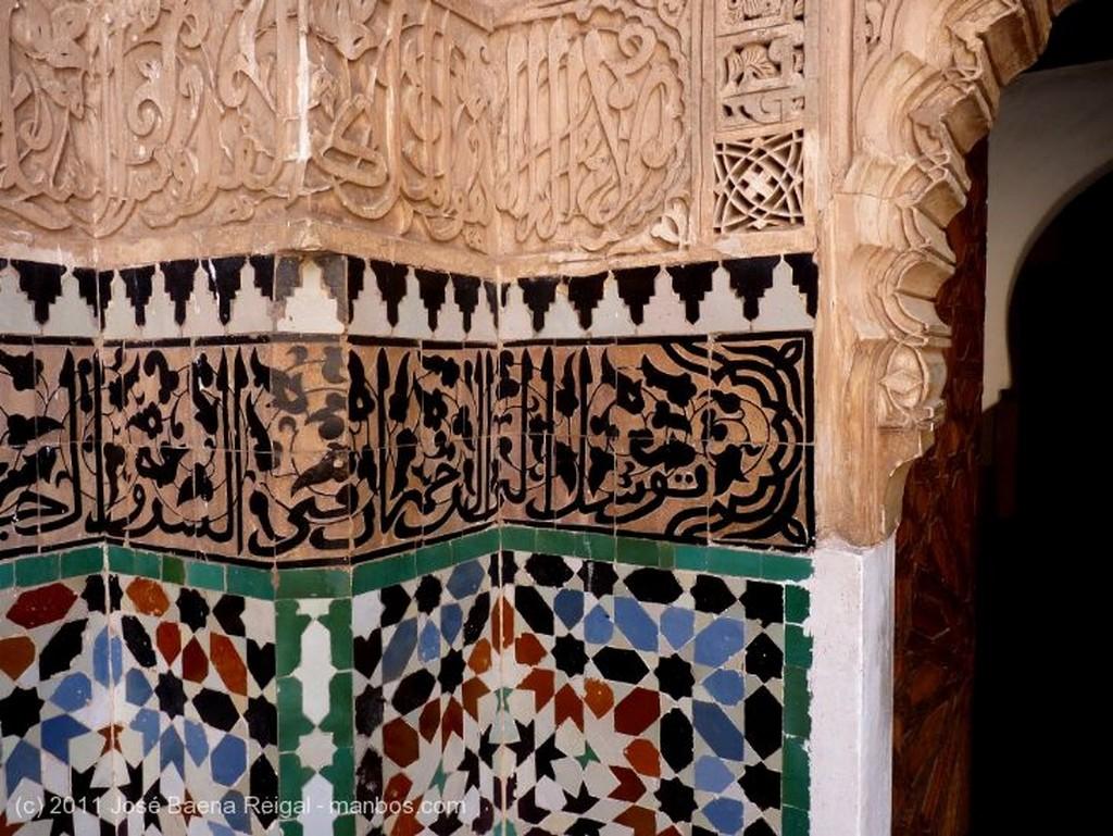 Marrakech Arco andalusi Marrakech