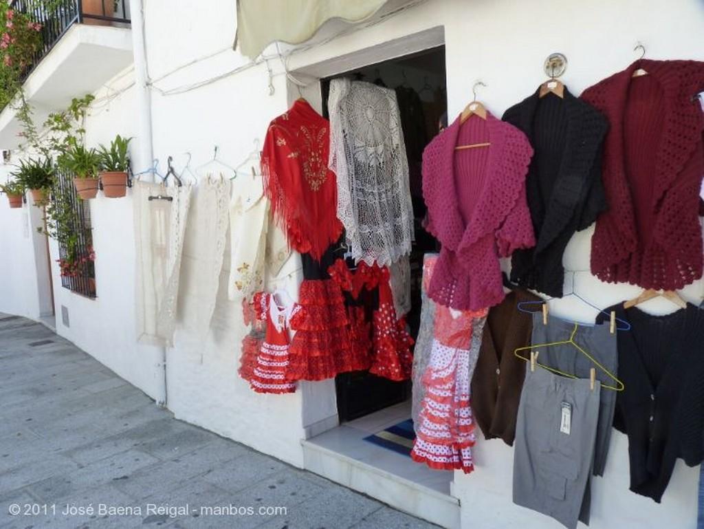Mijas Cruz de mayo Malaga
