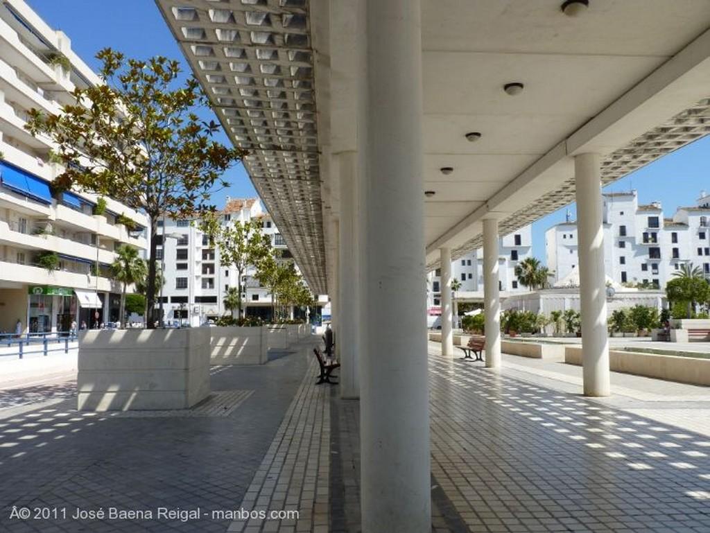 Marbella Centro comercial Malaga