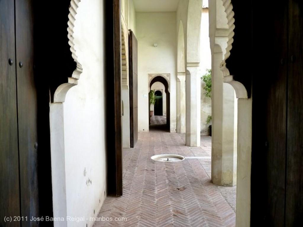 Malaga Columna y capitel Malaga