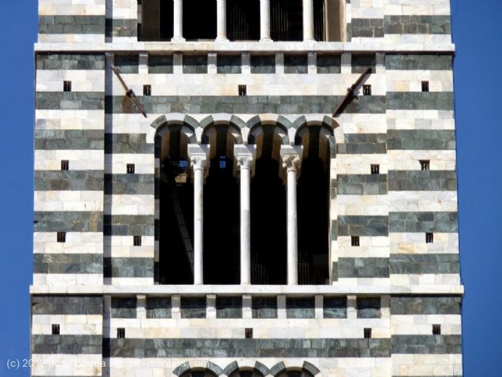 Siena Cuspide del campanario Toscana