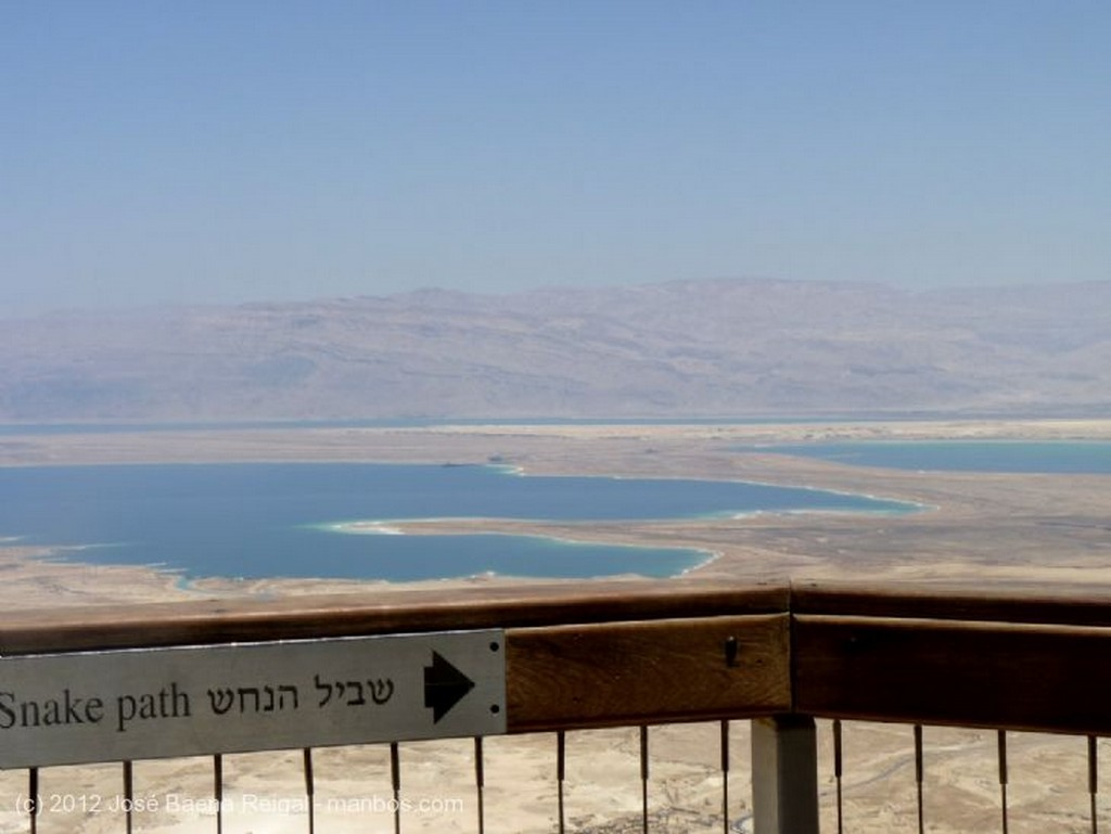 Masada Pazadizo del telesferico Distrito Meridional