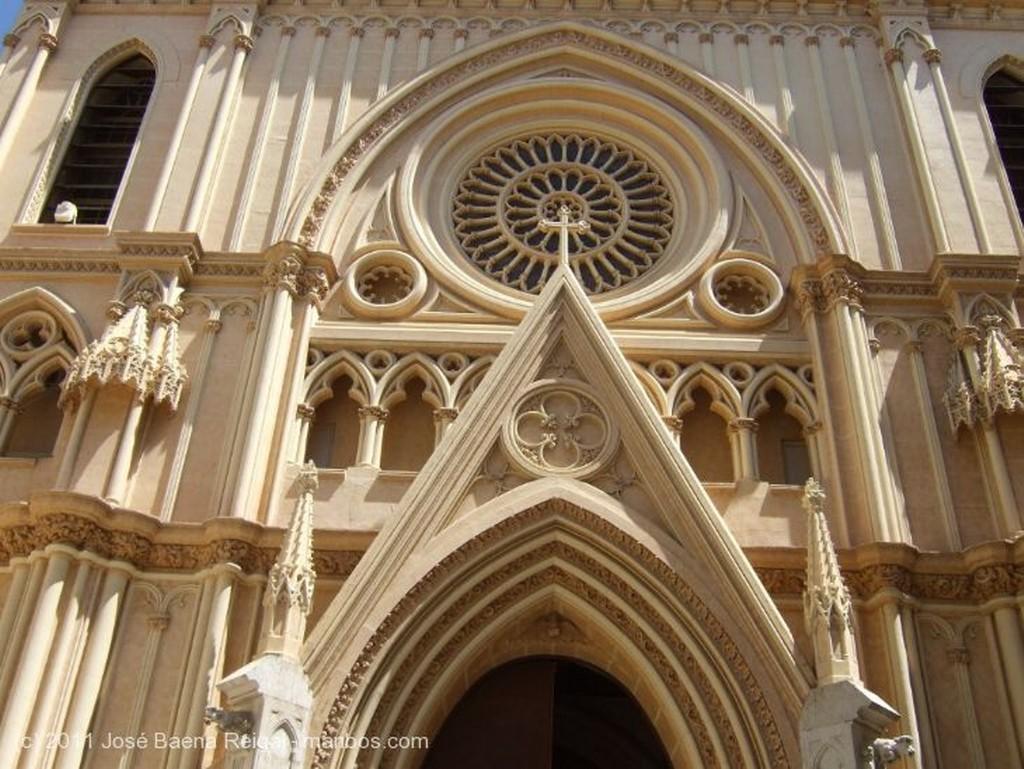 Malaga Fachada principal Malaga