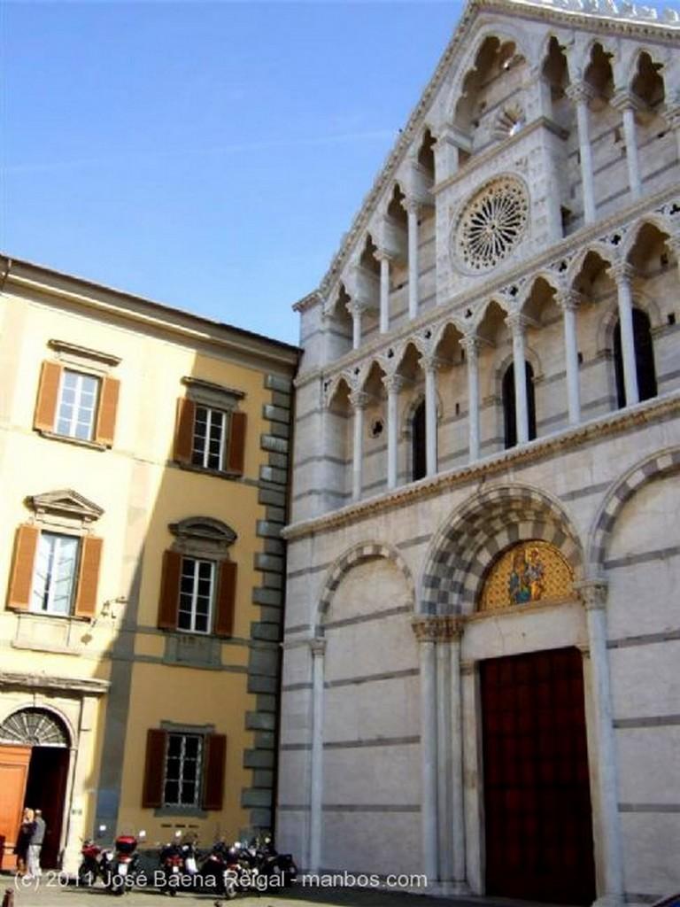 Pisa Iglesia de Santa Caterina Toscana