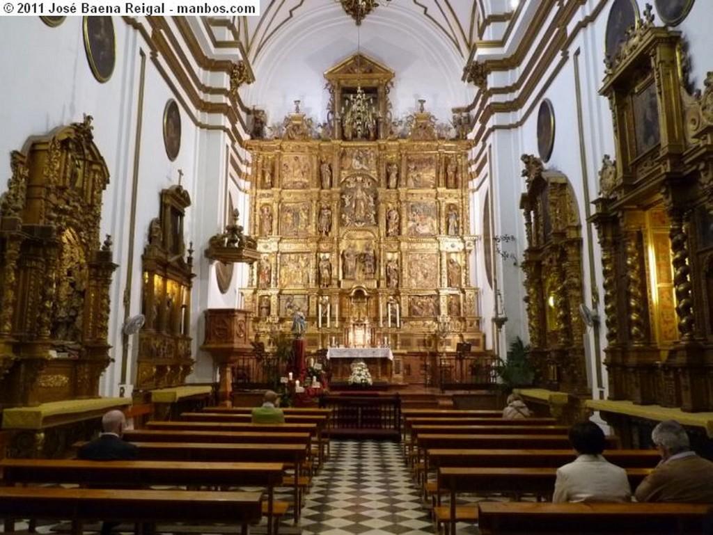 Malaga Palacio Episcopal Malaga
