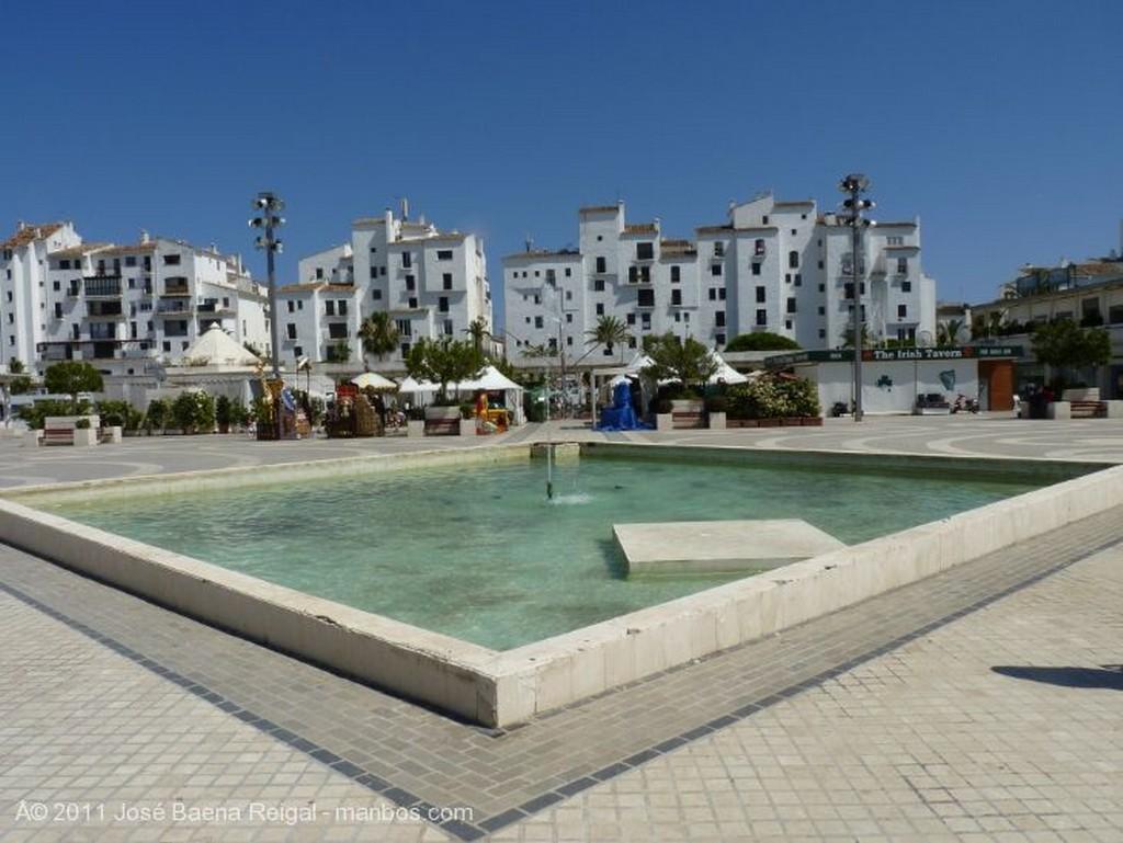 Marbella Plaza de Antonio Banderas Malaga