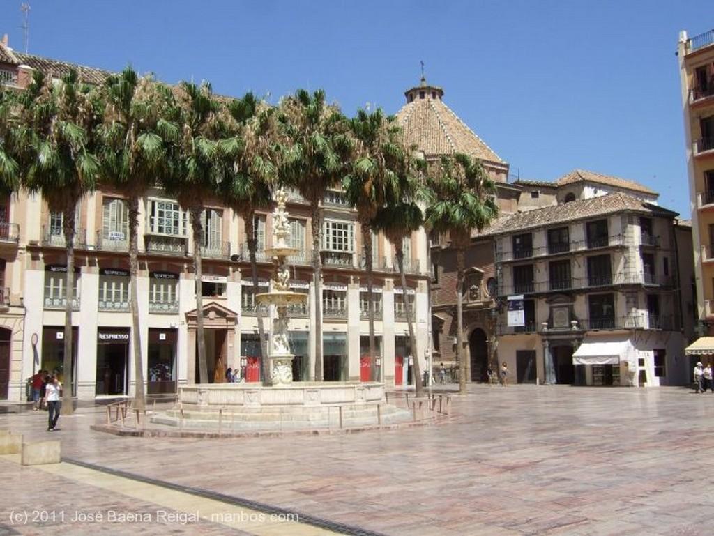 Malaga Detalle fachada Malaga