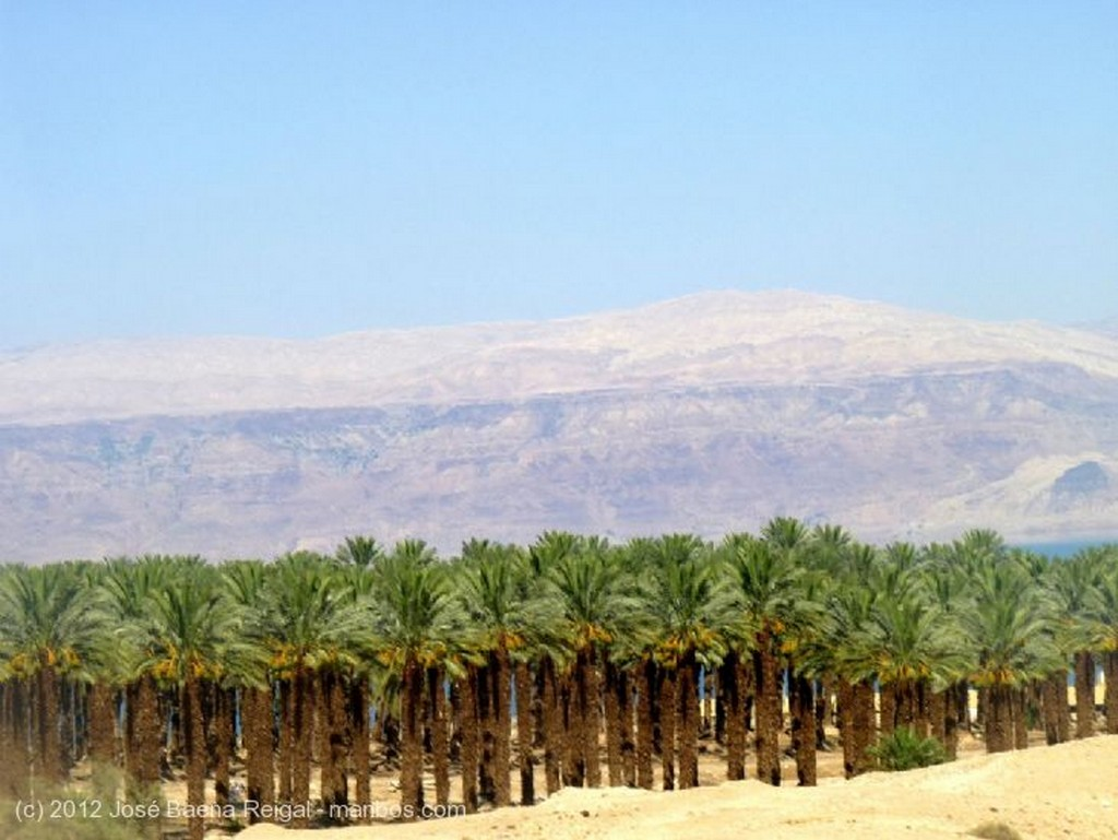 Masada Mar Muerto y montes de Jordania  Distrito Meridional