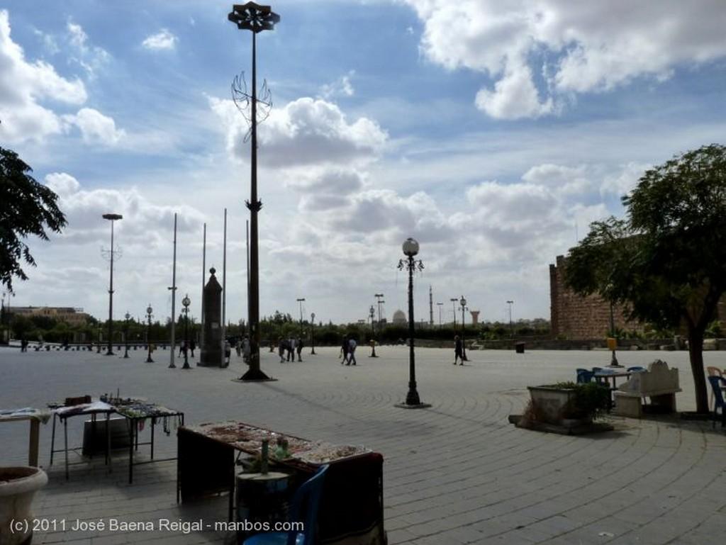 Bosra A la sombra en octubre Dera