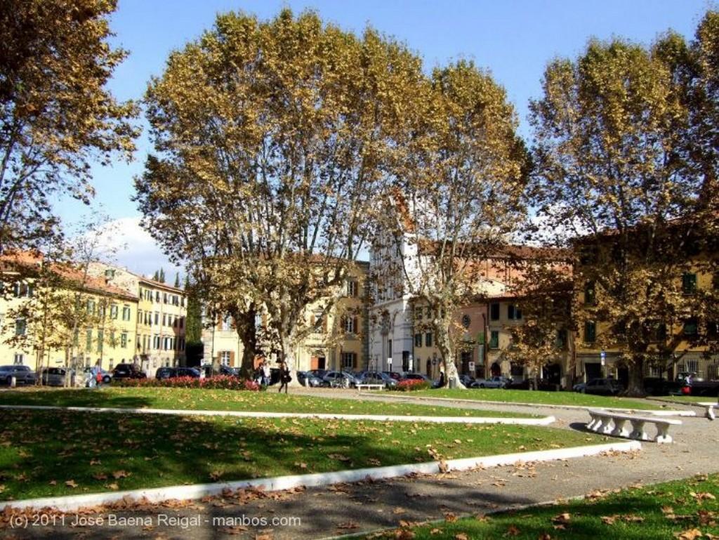 Pisa Al sol de octubre Toscana