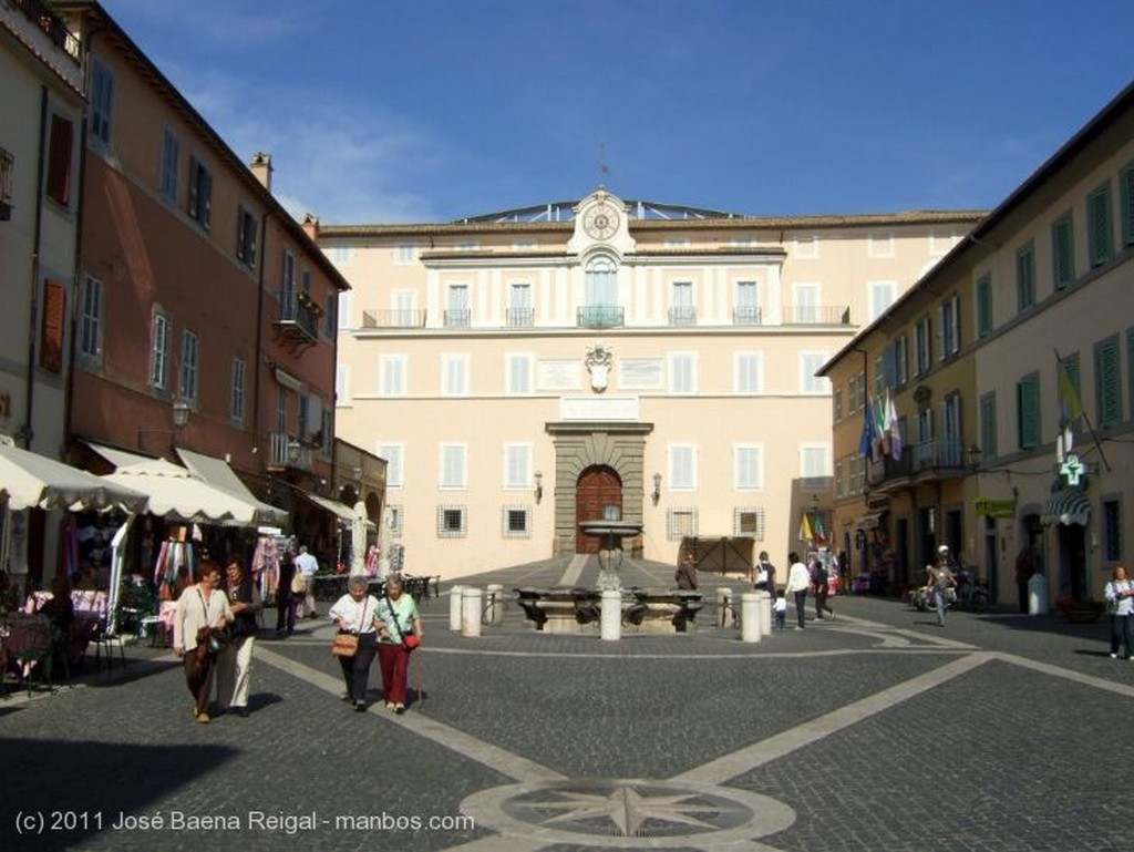 Castel Gandolfo Ayuntamiento Lazio