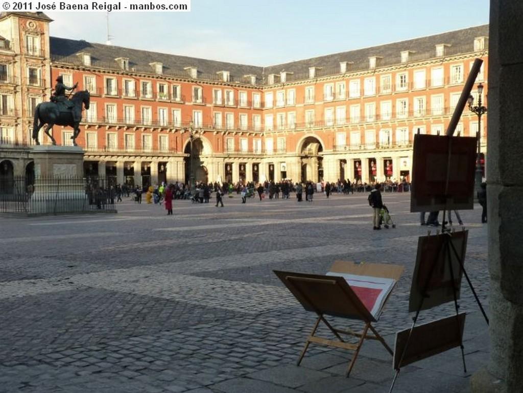 Madrid Esperando clientes Madrid